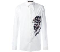 Besticktes 'Pegasus' Hemd