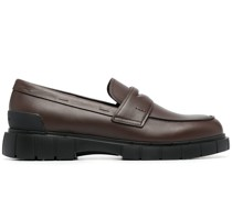 Penny-Loafer mit dicker Sohle