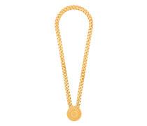 Halskette mit Medaillon