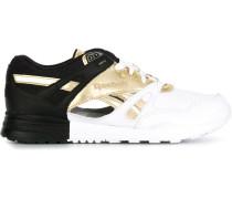 Dreifarbige Sneakers
