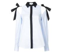 Sebastiano tie sleeve shirt