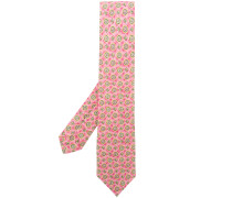 classic printed tie