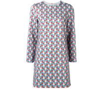 Kleid mit Vogel-Print - women