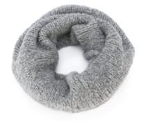 Schlauchschal aus Woll-Alpakagemisch