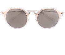 - round frame sunglasses - women - Acetat/metal