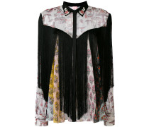 Hemd mit floralem Print - women