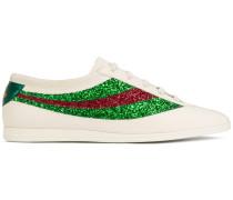'Falacer' Sneakers mit Pailettenstickerei