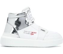 'Hybrid' High-Top-Sneakers