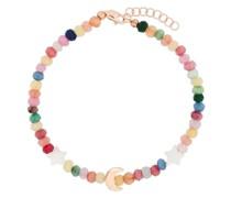 14kt rose gold mother-of-pearl bracelet