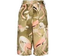 Shorts mit Print