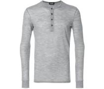 Henley-Langarmshirt