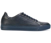 Greek Key geometric sneakers