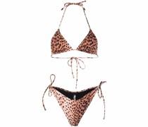 Susan Bikini mit Geparden-Print