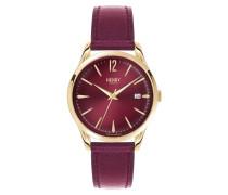 HOLBORN - Uhr - burgundy