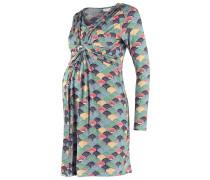 Jerseykleid multicolor