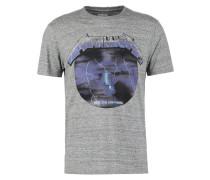 METIGHT TShirt print burnout jersey black