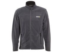 STANTON II Fleecejacke seal grey