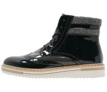 Ankle Boot marine/fumo/granit