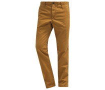 Stoffhose - palomino brown