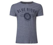 TShirt print navy blue