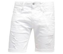 ANBASS Jeans Shorts white denim