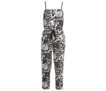 Jumpsuit black/white