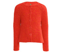 Strickjacke coral