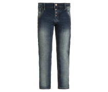 NITTHOR - Jeans Slim Fit - medium blue denim