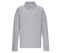 NITPASCAL Poloshirt grey melange
