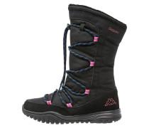 HUSKY Snowboot / Winterstiefel black/pink