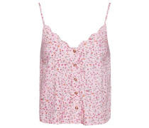 PN SCALLOP CAMI - Top - pink