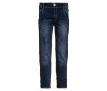 PRESTON Jeans Straight Leg denim dark used
