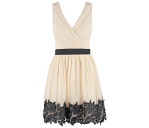 Cocktailkleid / festliches Kleid cream