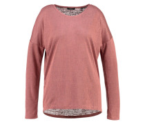 SECONDA Langarmshirt rusty rose
