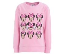 MINNIE MOUSE Sweatshirt rosa