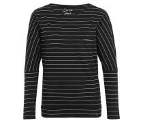 JACK´S BASE - Langarmshirt - black/white