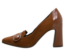 High Heel Pumps caramello