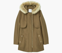 PARTY - Parka - khaki