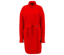 COMICHE Wollmantel / klassischer Mantel rosso