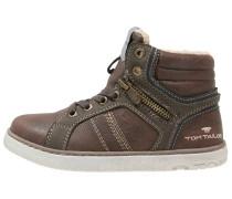 Sneaker high rust