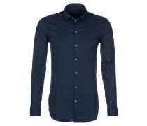 CAMICIA SKINNY FIT Businesshemd royal navy