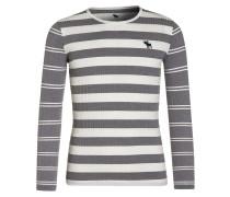 Langarmshirt dark grey
