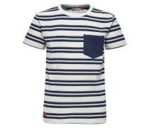 TEO - T-Shirt print - dunkelblau