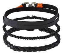 3 PACK Armband black