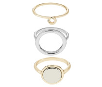 3 PACK - Ring - multicolor