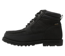 THE ACE WP Schnürstiefel black