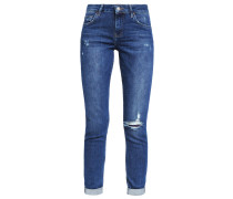 LUCAS Jeans Relaxed Fit darkstone