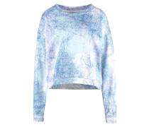 LUSH Sweatshirt white