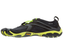 BIKILA EVO 2 Laufschuh Natural running black/yellow