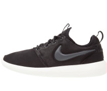 ROSHE TWO Sneaker low black/anthracite/sail